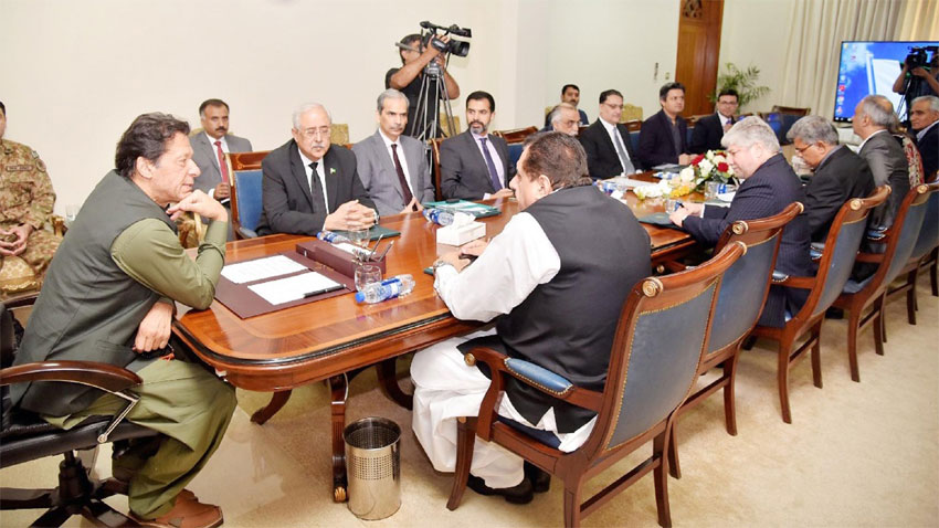 Naya Pakistan Housing Project will provide housing facility to low income, salaried class: PM
