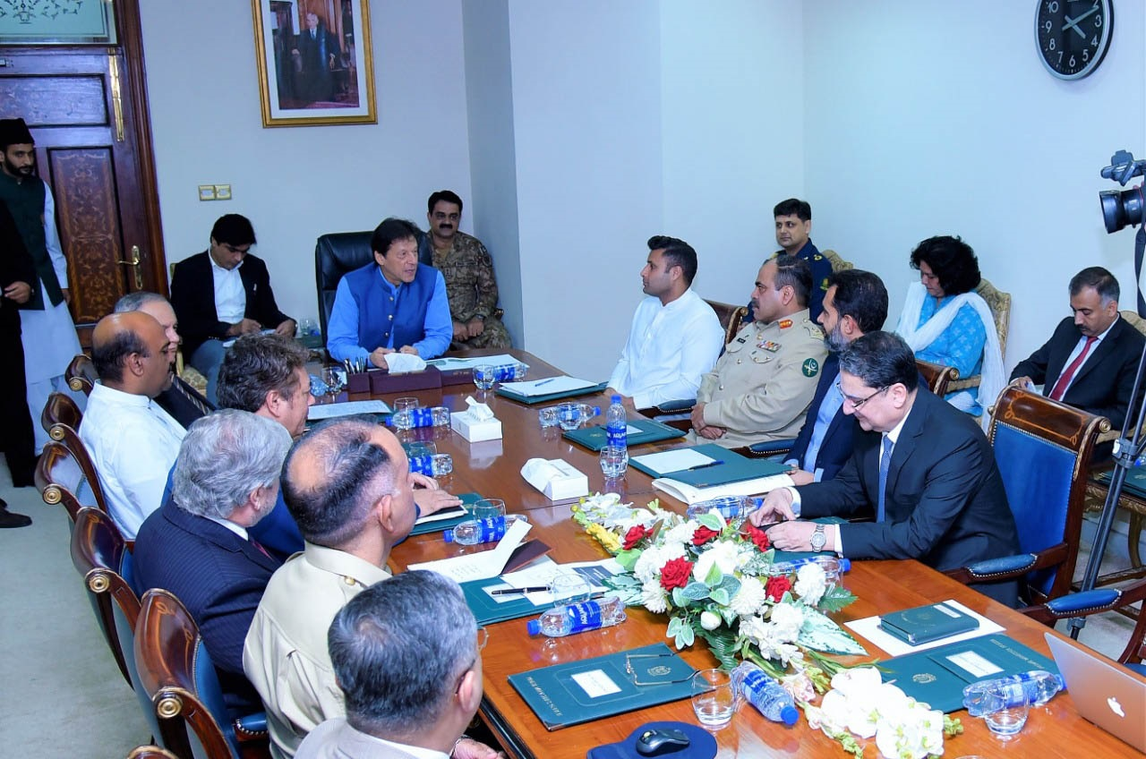 Briefing to PM on usage of government land for proposed housing scheme